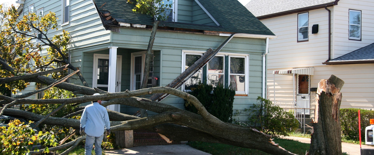 Was Your Home Damaged Due to a Storm?